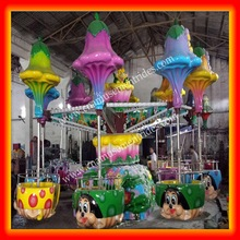Outdoor family games Balloon race attractions jellyfish Marine theme park attractions