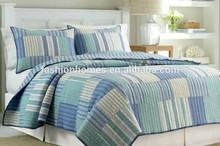 Printed Patchwork Quilt Comforter