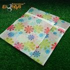 Hot sale in korea Fashion Flower Printed washing mesh bag