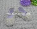 Precioso de punto zapatos de bebé, zapatos de suela suave, bebé desgaste