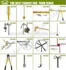 China manufacturers electric digging shovel manual farm spade fencing agricultural tools