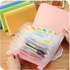beautiful file folder with elastic closure made in Dongguan