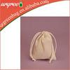 Eco Friendly Cotton Canvas Drawstring Bags
