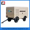 Compresor de aire portátil de 300 cfm de China Ingersoll Rand Rotary Mining.