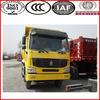 cheap 290hp 10 wheeler trucks sinotruck HOWO 6x4 driving dump trucks for sale