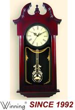 Decorators Swinging Pendulum Wall Clock