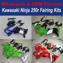 For Kawasaki for Ninja 250r Fairing Kits Factory Price Direct Selling