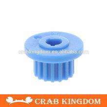 DIY accessories model model making plastic gear MXL spindle 16T D word hole aperture: 3 mm
