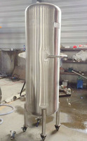 Best Movable stainless steel water tank storage tank with price 2000L with wheels