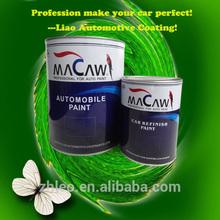 Macaw Car Paint Body Filler Car Paints Additives