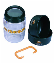 Portable high quality dog bowl set pet traveling kit food and water container storage