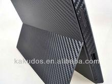 Promotional Carbon Fiber Full Body Skin Sticker for Microsoft Surface Pro