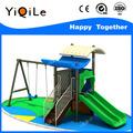Amazing!!! Atraente e quente de vendas das crianças balanços e slide
