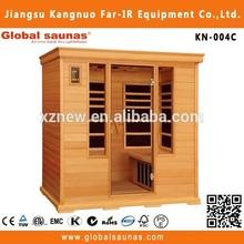 sauna door infrared sauna health risks infrared sauna cabin KN-004C