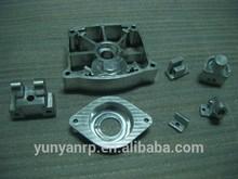 6061 aluminium case cover milling parts