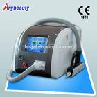 1064 nm 532nm nd yag laser Tattoo removal treatment