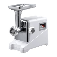 Meat Grinder with Storage Compartment for Accessories