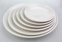 2014 New design round melamine dinner plates, melamine dish