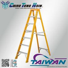 wooden decoration ladder, used boat ladders, EN131 ladder