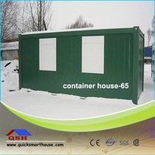 Prefab container used portable toilets for sale
