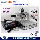 CNC engraving machine CNC 3040Z-S Router Engraver cnc Milling Machine