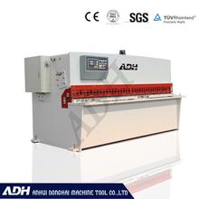 Hydraulic Gullotine Metal Cutter Machine QC12Y-8X2500 for sale