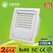 bridgelux led floodlight led projector lamp for canopy