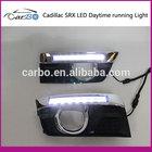 Hot sale Cadillac SRX daytime running light on factory