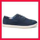 hot sale brand sport shoes canvas shoes for men new style blue