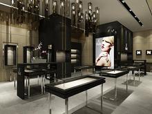 FABI contemporary design exclusive shop kiosk showcase