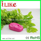 Pink design usb mini wireless optical mouse driver