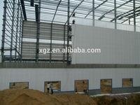 Large size Steel structural steel frame Workshop building