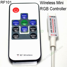 New rf dimmer led/led strip dimmer 12v/led dimmer remote controller