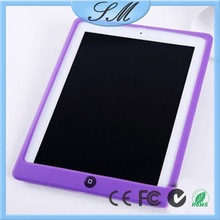 Flexible Silicone Cover Case for iPad 2 3 4