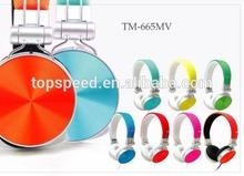 High quality stereo headphone music headset shenzhen china factory 2014