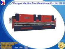 WG67Y 500T/10000 cnc 4-cylinder steel hydraulic press brake made in China