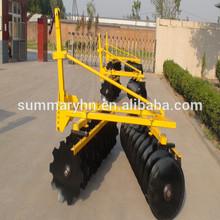Farm implement garden tractor disc harrow