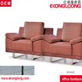 Sofá do escritório móveis/natuzzi sofá de couro