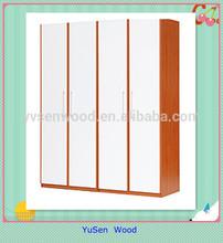 Modern design bedroom furniture wardrobe