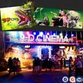 مذهلة 7d الحركة السينما الصينية التفاعلية المعدات آلة اللعبة مع أعلى جودة