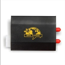 GPS Trackers Personal Trackers , Mini Global Real Time tracker,4 Bands GSM/GPRS/GPS Car Tracking Device