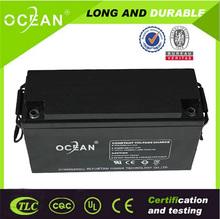 long life maintenance free 12v 100ah rechargeable sealed lead acid battery