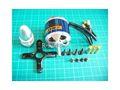 Bl2215/20 1200kv motor brushless 2215/20 para rc avião 3d s