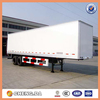 Made In China 3 axles strong box trailers for sale
