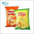 de calidad superior envasesdeplástico personalizado láminadealuminio papasfritas bolsas