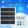 high efficiency monocrystalline solar panel 50watt