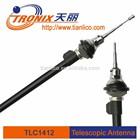 New peoduct 4 sections car telescopic radio antenna