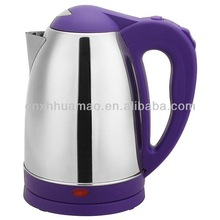 1.8L plastic cover high quality Stainless Steel Electric Kettle G2-B18 - Guangdong Factory Price