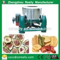Industrial conjunto 304 açoinoxidável alimentos/máquina secadora vegetal
