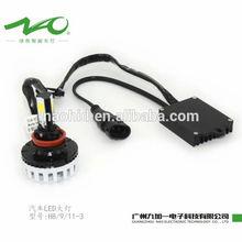 NAO patent H8 35W 3200 LM moto led headlight